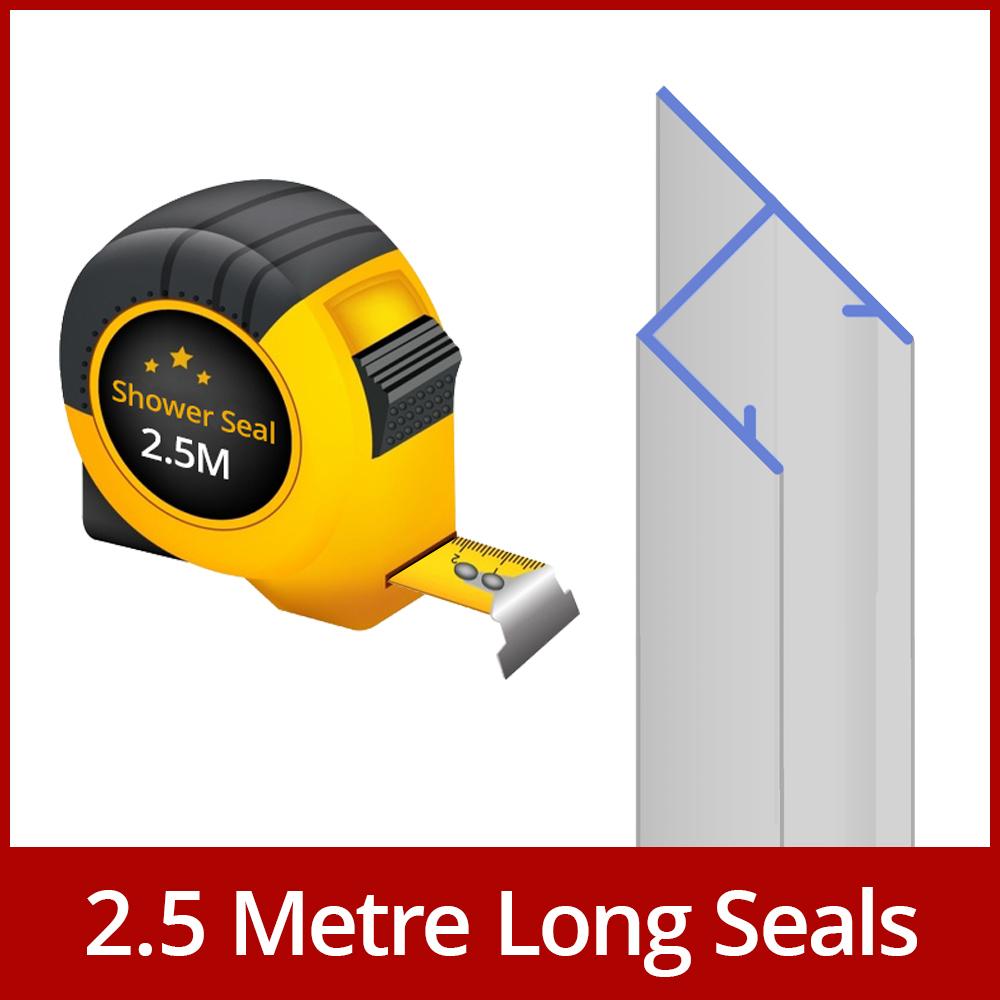 2.5m Long Seals