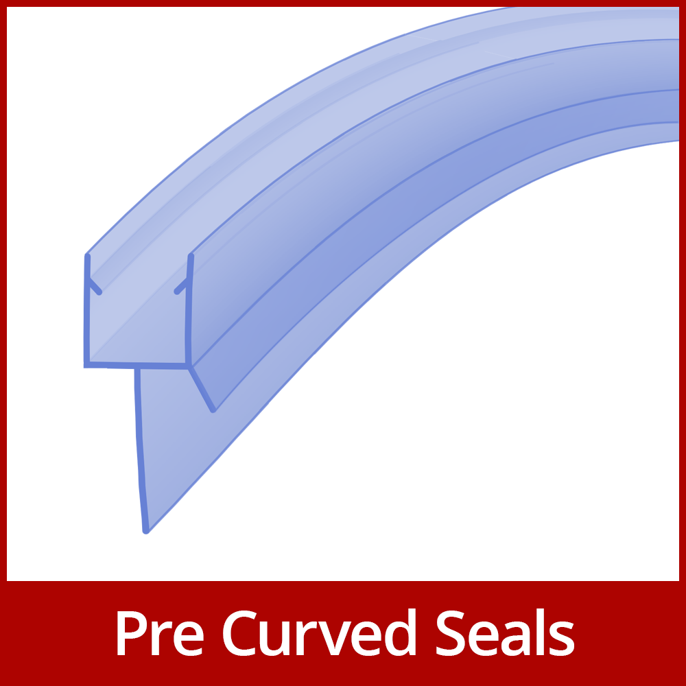 Pre Curved Seals